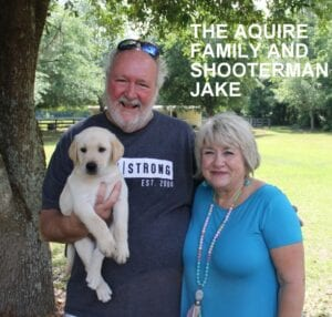 The Aguire family and Shooterman Jake