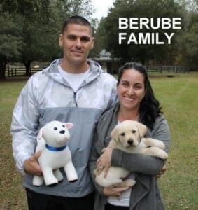 The Berube family