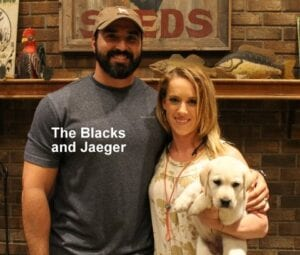 The Blacks and Jaeger
