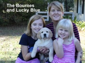 The Bournes and Lucky Blue