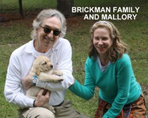 The Brickman family and Mallory