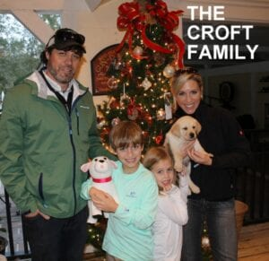 The Croft family
