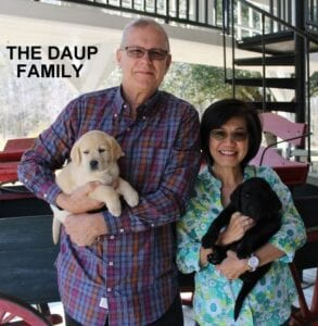 The Daup family