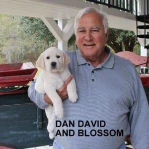 Dan David and Blossom