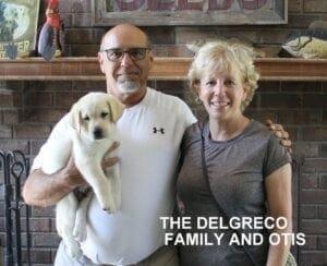 The Delgreco family and Otis