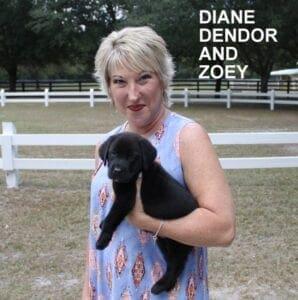 Diane Dendor and Zoey