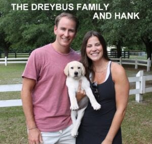 The Dreybus family and Hank