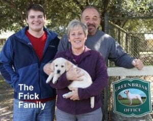 The Frick family