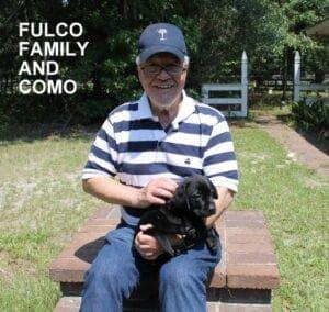 The Fulco family and Como