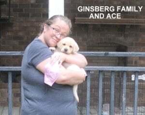 The Ginsberg family and Ace