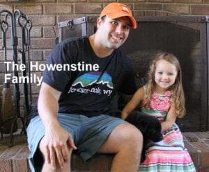 The Howenstine family
