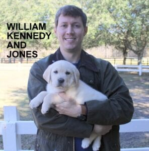 William Kennedy and Jones