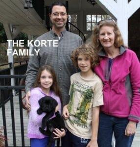 The Korte family