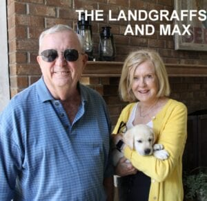 The Landgraffs and Max