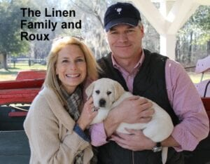 The Linen family and Roux