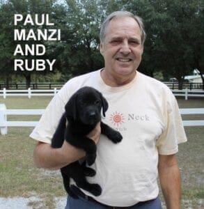 Paul Manzi and Ruby