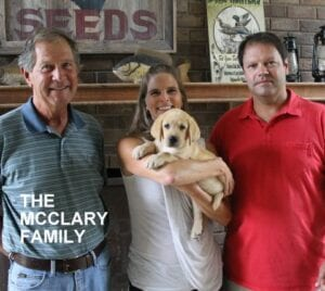 The McClary family