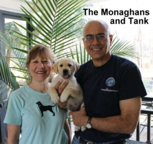 The Monaghans and Tank