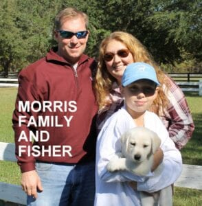 The Morris family and Fisher