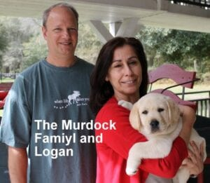 The Murdock family and Logan