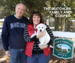 The Mutchler family and Cooper