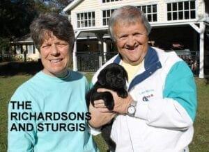 The Richardsons and Sturgis