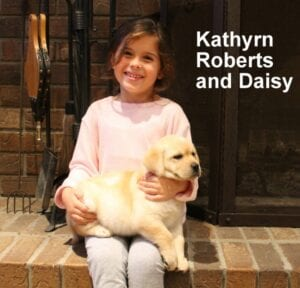 The Roberts family and Daisy