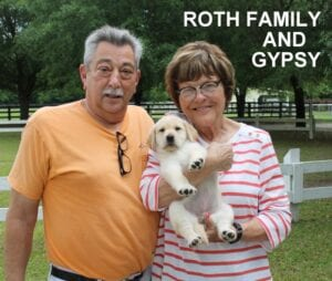 The Roth family and Gypsy