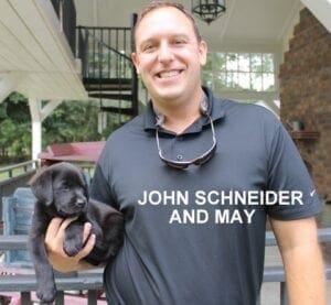 John Schneider and May