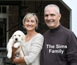 The Sims family