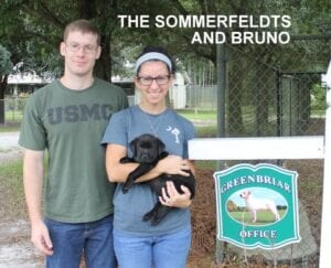The Sommerfeldts and Bruno