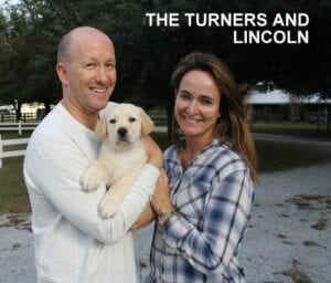 The Turner family and Lincoln