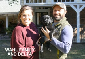 The Wahl family and Delta