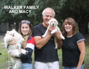 The Walker family and Macy