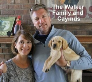 The Walker family and Caymus