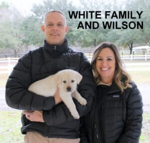 The White family and Wilson