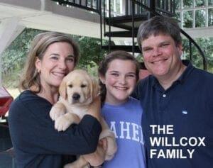 The Willcox family