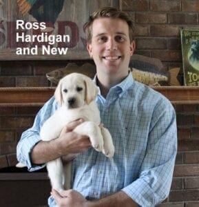 Ross Hardigan and New