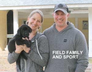 The Field family and Sport