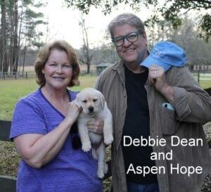 Debbie Dean and Aspen Hope