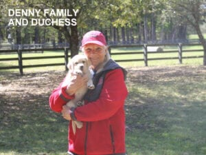 The Denny family and Duchess