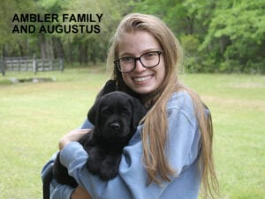 The Ambler family and Augustus