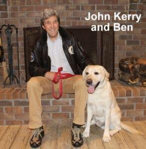 John Kerry and Ben