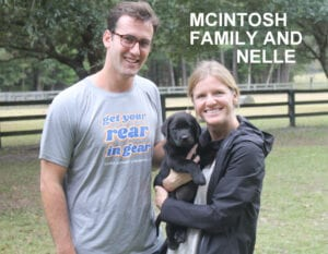 The McIntosh family and Nelle
