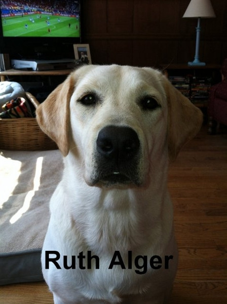 An image of Ruth Alger