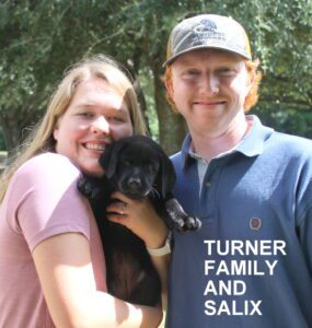 The Turner family and Salix